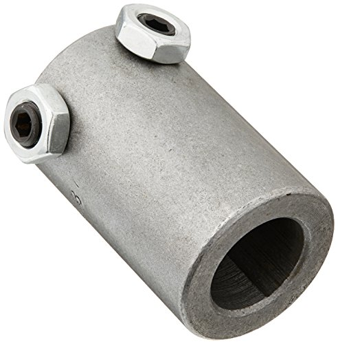 Steel 314300 Smooth Bore Steering Coupler Borgeson