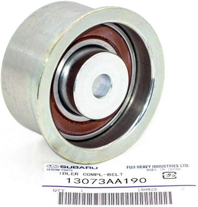 Timing Belt Component Kit 6pcs Engine Timing Belt Kit for Subaru Impreza Forester 1999-2011// Subaru Legacy Outback 2010-2013