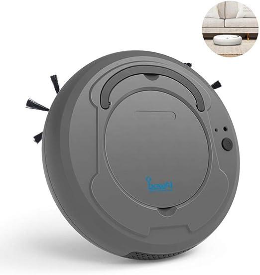XMYROBOT Robot Aspirador, Carga USB 3 En 1 Automático Aspirar Piso ...