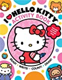 I Heart Hello Kitty Activity Book: Read, Write, Count, and Draw with Hello Kitty and Friends!