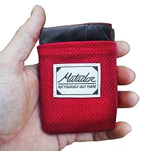 Matador Pocket Blanket, Picnic / Beach Blanket OLD VERSION