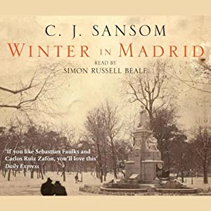 Winter in Madrid Audiobook