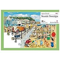 Active Minds 35 Piece Seaside Nostalgia Jigsaw Puzzle | Specialist Alzheimer