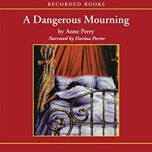 A Dangerous Mourning Audiobook