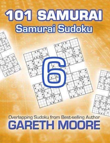 Samurai Sudoku 6: 101 Samurai pdf