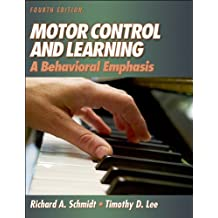 Motor Control and Learning-4th Edition