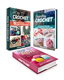 How to Crochet Box Set: 10 Unique Granny Square Patterns and Easy to Follow Instructions for Fast Learning Afghan Crochet Patterns. Learn How to Knit with ... to crochet, learn to crochet, How To Knit)