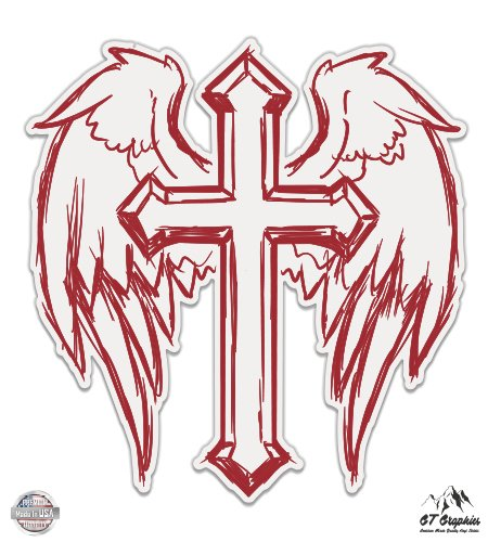 (Winged Cross - 8