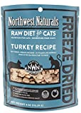 Northwest Naturals Freeze Dried Raw Diet for Cats (Turkey, 4 oz)