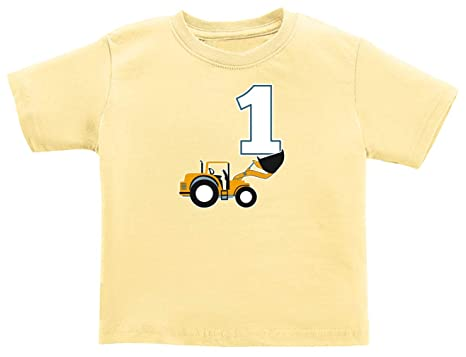 Amazon Baby Gifts For All 1st Birthday Front Loader Infant T Shirt Clothing
