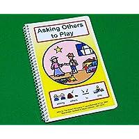 Asking Others to Play - Autism Social Skills Story - PECS - Preschool thru Elementary