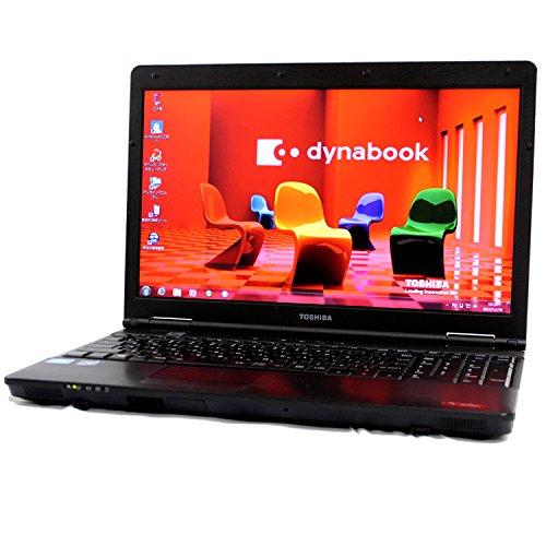 東芝 TOSHIBA dynabook Satellite B552 F Core i5 4GB 320GB 15.6型液晶 パソコン ノートパソコンの商品画像