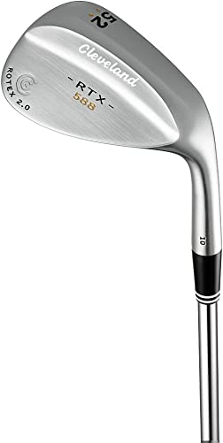 Cleveland Golf Men s 588 RTX 2.0 Muscle Back Low Bounce Tour Satin Wedge