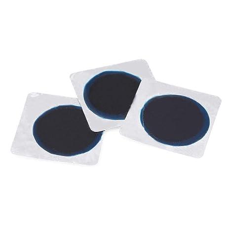 Parche para llantas - 1 caja de reparación de pinchazos en los neumáticos de automóviles Parches