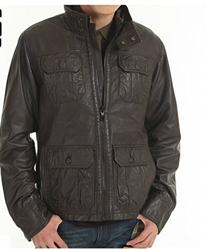 G-STAR RAW Men's Dryden Leather (G-star Leather)