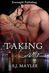 Taking Over (Love Projects Book 3)