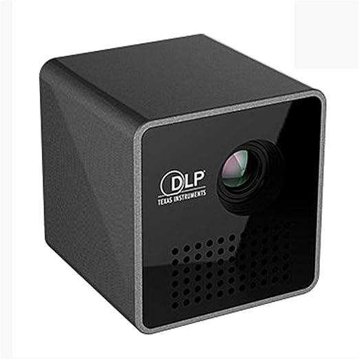 ZDNP Cine en casa Lúmenes Proyector de Video Proyector para ...