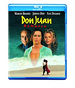 Don Juan DeMarco (BD) [Blu-ray]