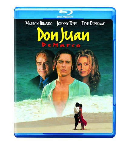 Blu-ray : Don Juan DeMarco (Blu-ray) - Seller: Amazing Prime Express [+Peso($26.00 c/100gr)] (MMVP)