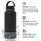REUZBL Silicone Sea Life Graphic Boot Sleeve