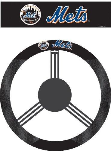 mets steering wheel cover - 1