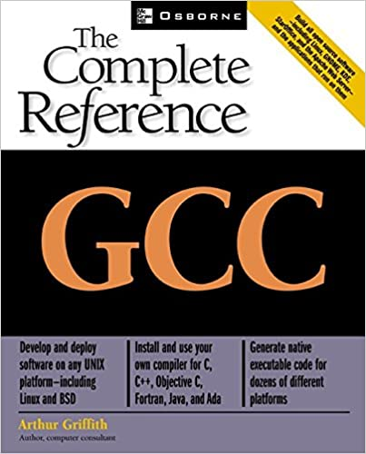 Amazon com: GCC: The Complete Reference eBook: Arthur