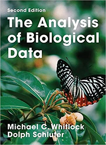 The Analysis Of Biological Data por Michael C. Whitlock epub