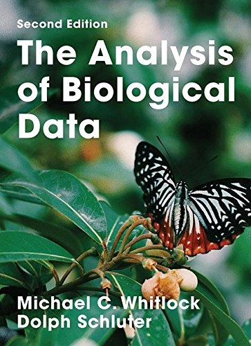 The Analysis of Biological Data, Second Edition cover