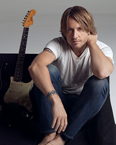Keith Urban/Country 8 x 10/8x10 Glossy Photo Print Picture IMAGE #5 (Pictures Of Keith Urban)