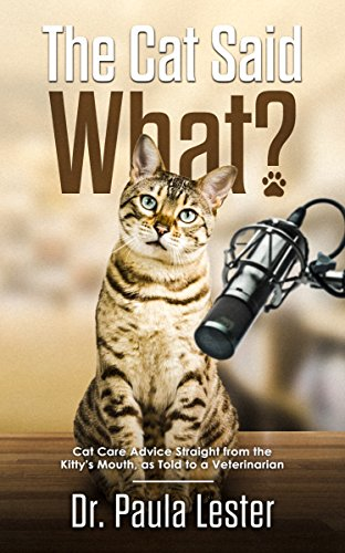 The Cat Said What? cover