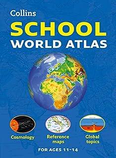 Collins School World Atlas (Collins School Atlas) (0007484410) | Amazon Products