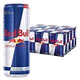 Red Bull Energy Drink, 12 Fl Oz Cans (6 Packs of 4, Total 24 Cans)