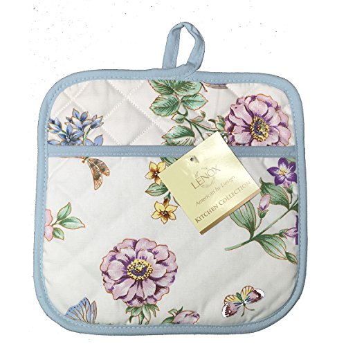 Lenox Butterfly Meadow Quilted Oven Mitt ()