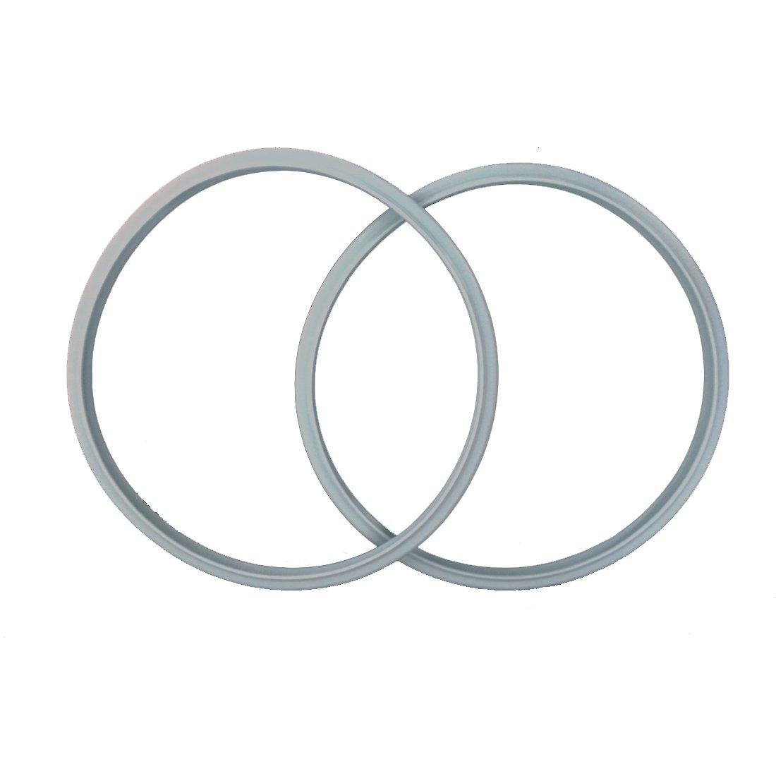 2-pack 22cm(8.7'') Compatible Sealing Ring Gasket for FISSLER Pressure Cooker Vitavit Bluepoint