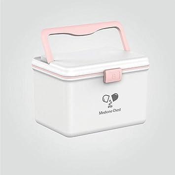 SupShop Botiquín, Medicina Almacenamiento Kit, Caja de Medicina ...