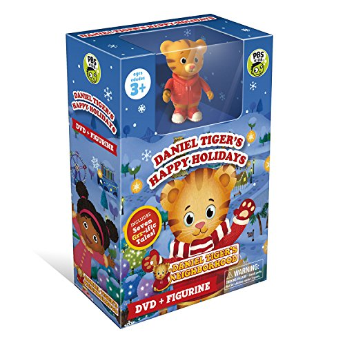 Daniel Tiger's Neighborhood: Daniel Tiger's Happy Holidays -