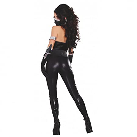 Premium Bodywear AG Traje de Ninja Mujeres Jumpsuit Guerrero ...