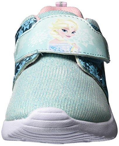 Die Eiskönigin Fz003971, Zapatillas Para Niñas Blau (L.T.BLUE 308)