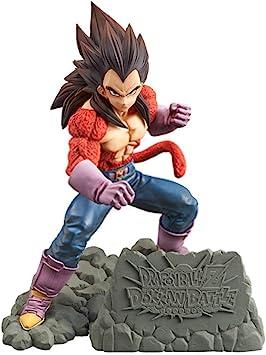 Banpresto Dragon Ball GT Super Saiyan 4 Vegeta figure japan limited goods anime: Amazon.es: Juguetes y juegos