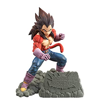 Amazon Dragonball Z Dokkan Battle 4th Anniversary Figure 超サイヤ