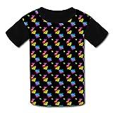 Yeeky-LA Custom Jewelry Diamond Boys Girls Tee Shirt Teenager Youth Children T-Shirts