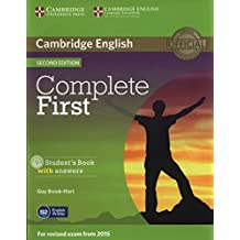 Complete First Student's Book with Answers [With CDROM]
