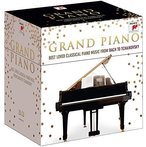 Grand Piano: Best Loved Classical Piano / Various