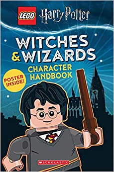 Witches And Wizards Character Handbook por Vv.aa epub
