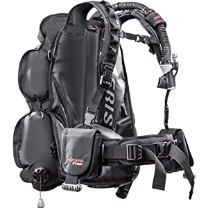 Aeris Jetpack Hybrid BC for Scuba Diving