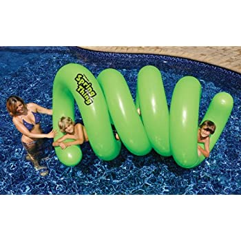 Swimline Tie Dye Island Inflatable Pool Toy Garden Outdoor