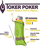 Toker-Poker Glow Purple Sparkle