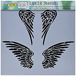 Crafters Workshop TCW616 Template, 12\