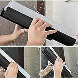 MAZIMARK--Cleaning Squeegee Window Brush Cleaner Glass Ergonomic Car Wiper Auto Antislip