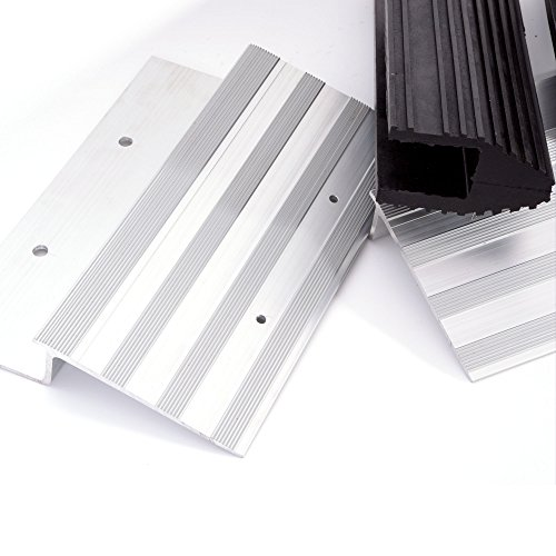 Wide Truck Ramps - 12-inch Aluminum Quick-Ramp Kit by AFA Tooling by AFA Tooling Approved for Automotive (Image #5)'